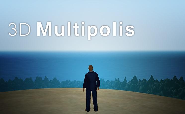3D Multipolis
