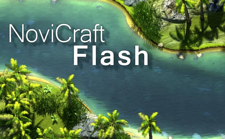 NoviCraft Flash