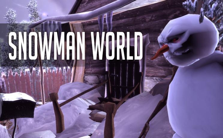Snowman World
