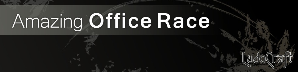 Amazing Office Race