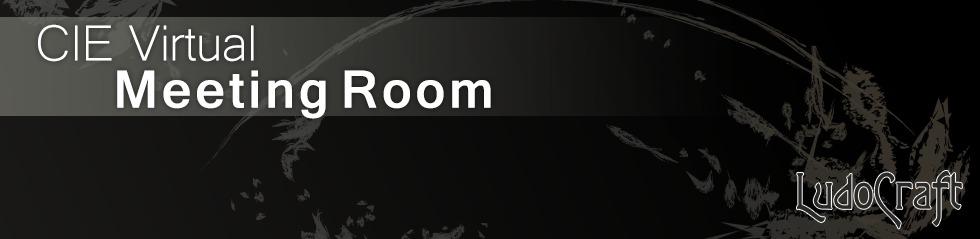 CIE Virtual Meeting Room