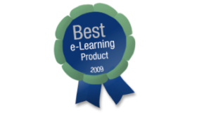Award - Best e-Learning Product 2009