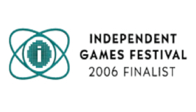 Award - Independent Game Festival 2006
