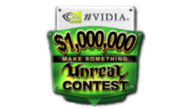 Award - Nvidia Make Something Unreal Contest